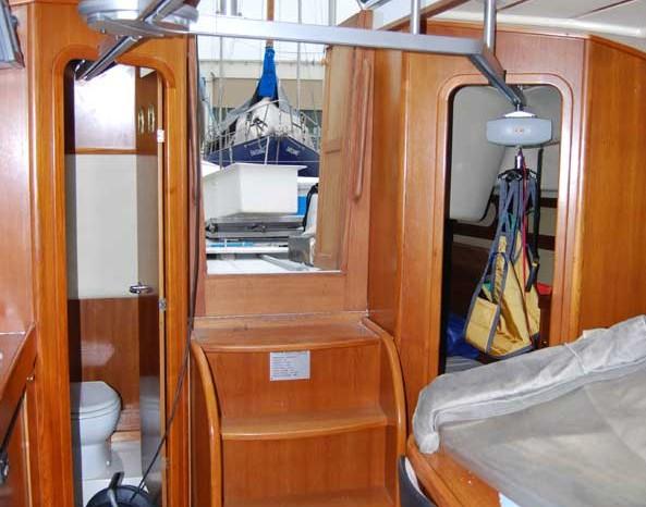 EasyRail-on-Boat-0004 - Sollevatore accesso alla cabina