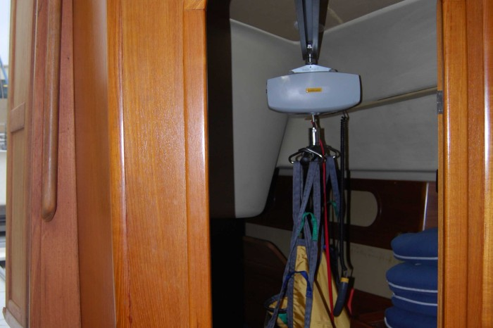 EasyRail-on-Boat-0005 - In cabina