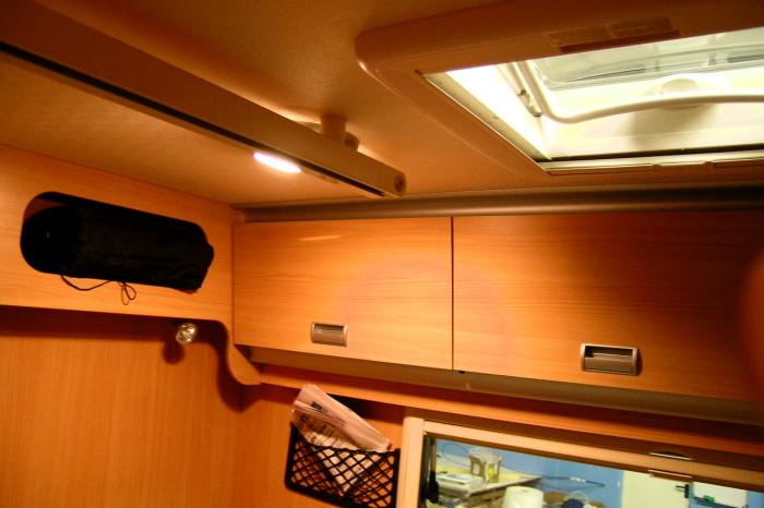 Laika-Keros-EasyRail-0006 - Particolare del binario in corrispondenza del letto posteriore garage