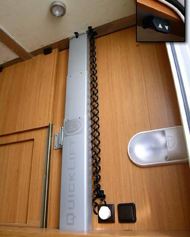 Quicklift-RimorKatamarano5-7 - Attuatore