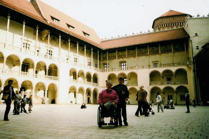 Castello di Cracovia PL