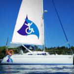 Barca a vela per disabili