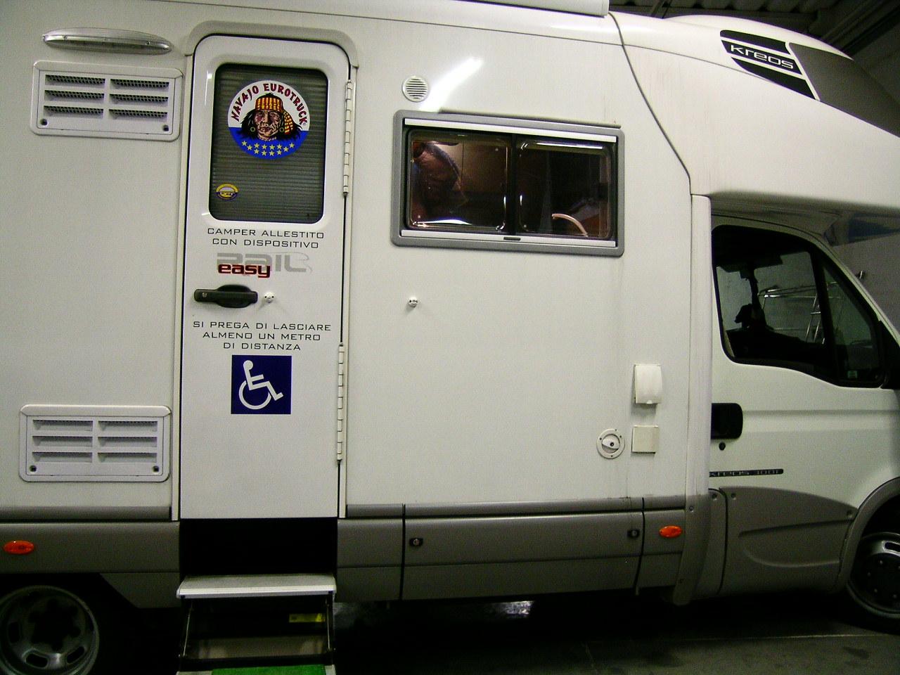 Laika Kreos 3001 – 2006