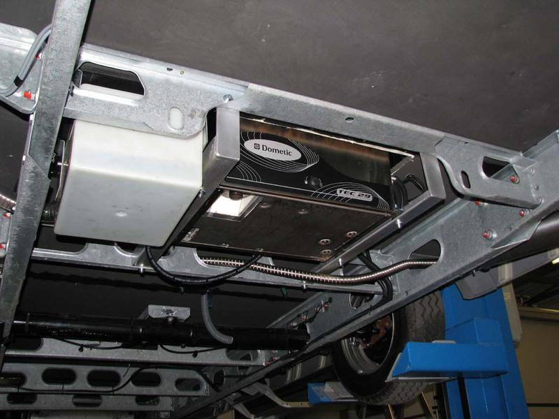 Installazione Accessori Ippocamper