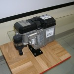 Il Thermo Top della serie E utilizzato per preriscaldare il fluido di raffreddadmento del motore ma utile anche per essere inserito all'interno di un impianto di riscaldamento tipo Alde.
