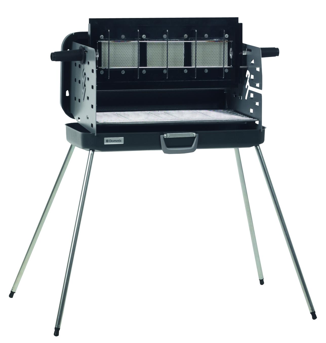 -Barbecue portatile-