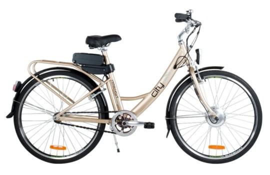 -Bici elettrica –