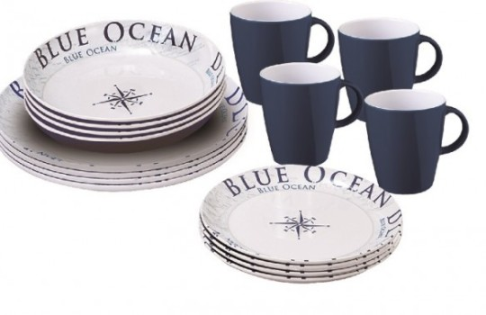 – Lunch Box Blue Ocean –