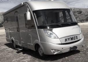 Motorhome Hymer B641 SL