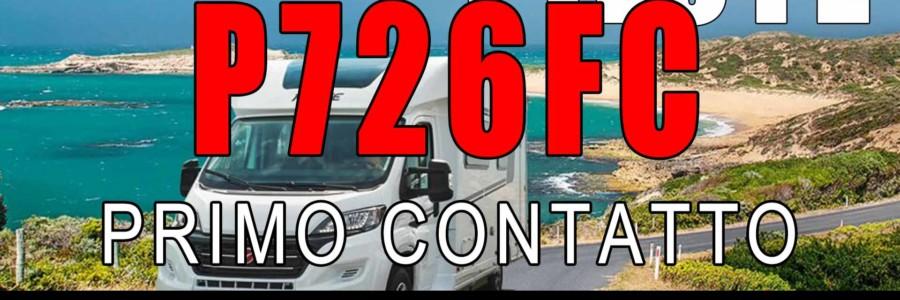PRIMO CONTATTO – PILOTE P726FC 2020